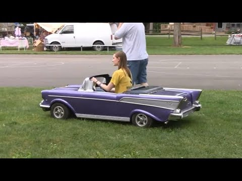 These Mini-Cars Are SImply Astounding!