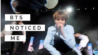 BTS WINGS TOUR VLOG!