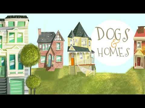 Vorschau: Brettspiel Dogs & Homes für schlaue Detektive (5-99 Jahre)