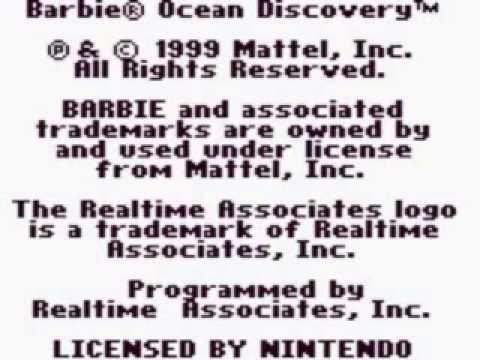Barbie: Meeresabenteuer / Ocean Discovery