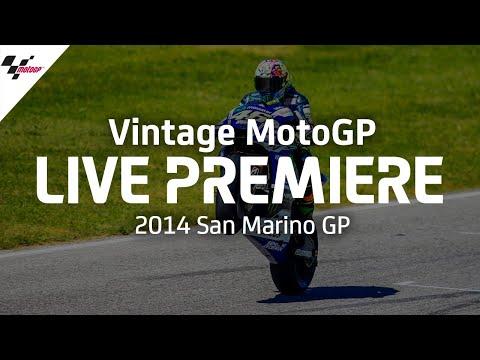 MotoGP 2014年に行われたMotoGP サンマリノGP レースフル動画