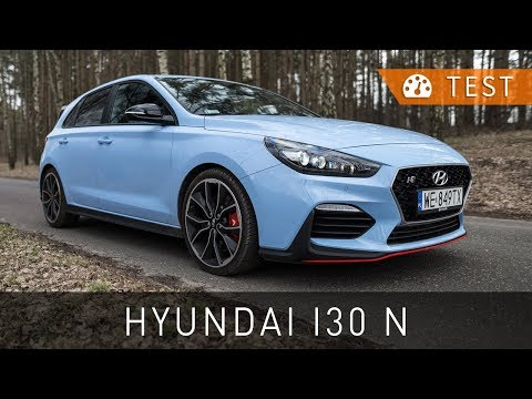 Hyundai i30 N Performance (2019) - test [PL] | Project Automotive