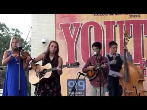 2016 IBMA Kids On Bluegrass - Carry Me Across The Mountain