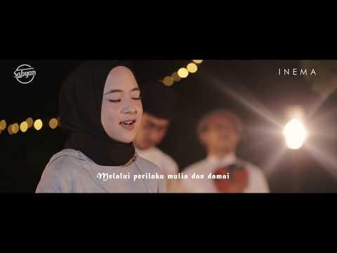 DEEN ASSALAM - Cover by SABYAN feat EL Alice