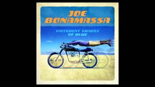 Never Give All Your Heart - Joe Bonamassa - Diferent Shades Of Blue