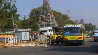The Kalasipalayam road, Bangalore