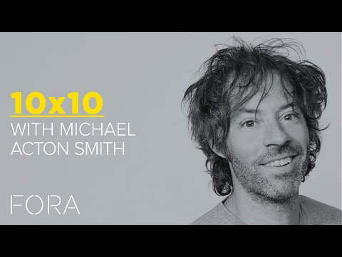 How to reach #1 in the app store. | 10x10 with Michael Acton Smith of Calm