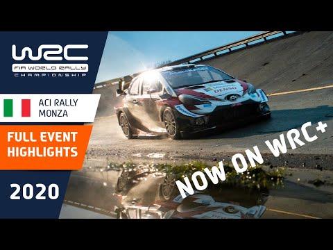セバスチャン・オジェが7度目のチャンピオン獲得。一気に見るWRC第7戦ラリー・モンツァ ハイライト動画