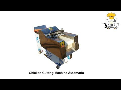 Automatic Chicken Cutting Machine