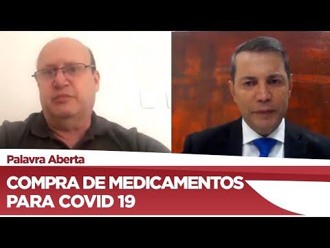 Célio Silveira: Câmara aprova dispensa de licitação para remédios e insumos  da covid - 06/05/21