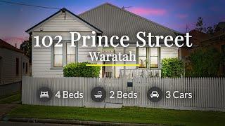 102 Prince St Waratah
