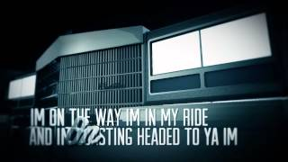 Chamillionaire - On My Way Feat. Lee Lonn (Official Lyric Video).