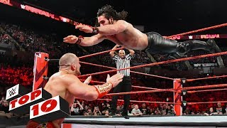 Top 10 Raw moments: WWE Top 10, May 7, 2018 - Video Youtube