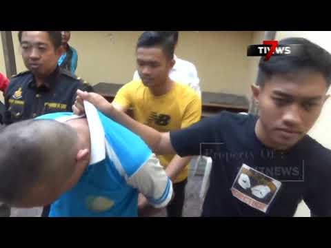 JOMBANG - Polisi Tangkap Bandar Sabu Beromzet Puluhan Juta