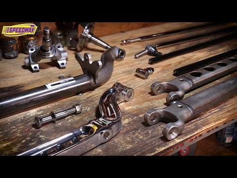 Speedway Tech Talk - Solid Axle Basics Mp3