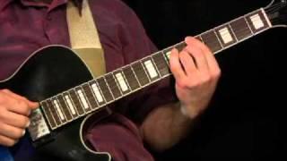 "Joe Jackson's ""Steppin' Out"" Guitar Lesson @ GuitarInstructor.com (excerpt)"