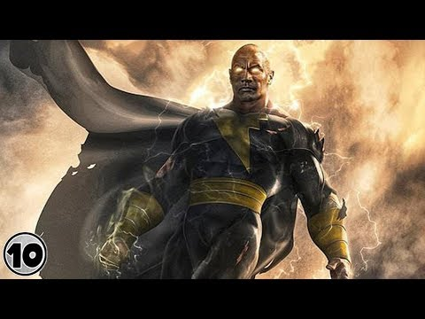 Top 10 Scary Black Adam Facts You Need To Know