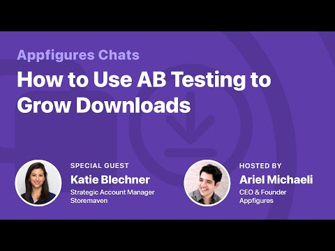 A/B Testing Part 1: The Basics with Katie from Storemaven thumbnail