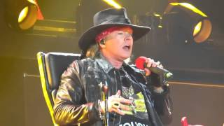 AC/DC & Axl Rose - Hell Ain't a Bad Place To Be - Lisboa, Portugal 7/5/16