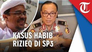 Sekjen DPP FPI: Semua Kasus Habib Rizieq di SP3