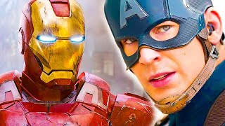 Top 10 Marvel Films OF ALL TIME!