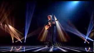 Ed Sheeran   Give Me Love, X Factor Uk