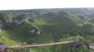preview picture of video 'Wisata keren, unik dan asik ( puncak lakude, desa masalili, kec. Kontunaga kab. Muna)'