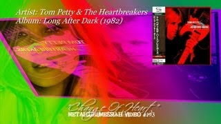 Change Of Heart - Tom Petty & The Heartbreakers (1982) FLAC Remaster 1080p