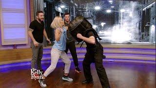 Kelly & Ryan Learn Krav Maga