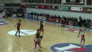 preview picture of video 'Basket féminin : PERPIGNAN / LYON - Part 1'