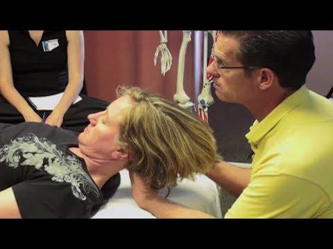 Myofascial Release for Whiplash | Vestibular Orientation Technique ...