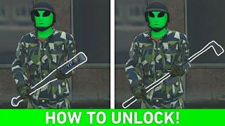 How To Unlock The Baseball Bat & Golf Club In GTA 5 Online!
