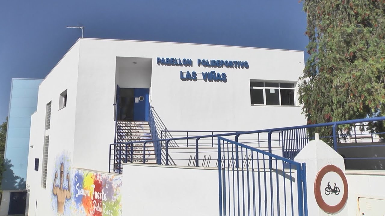 El gimnasio municipal será completado con nueva maquinaria