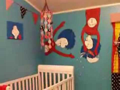 Dr.Seuss Nursery Ideas: The Lovely Creation of the kid's Room with Dr. Seuss Nursery Ideas