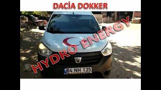 dacia dokker hidrojen yakıt tasarruf cihazı montajı