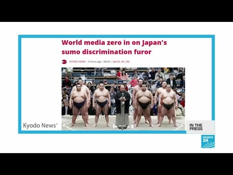 Sumo, Sexism and a lot of Salt