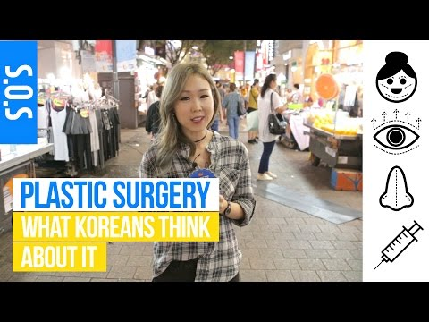 SOS: Koreans Open Up About Plastic Surgery 성형에 대한 서울인의 생각 | MEEJMUSE