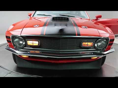Video of '70 Mustang - Q5JY