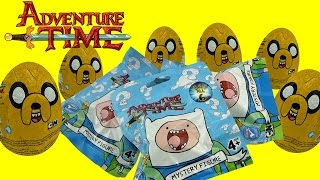 ADVENTURE TIME Surprise Eggs and Toys