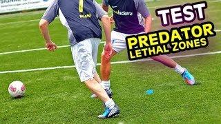adidas Predator LZ Test   Free Kicks Review   freekickerz