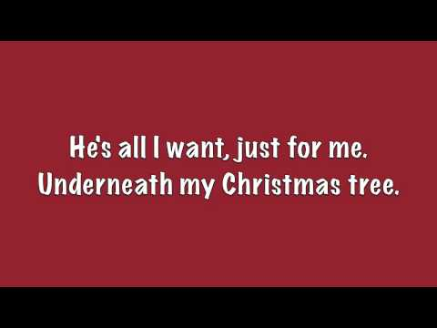 Britney Spears- Santa, can you hear me? lyrics
