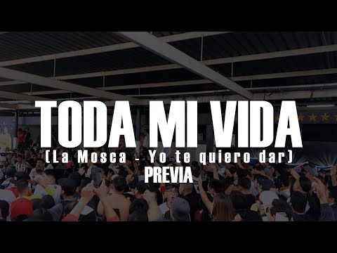 """Toda mi vida [Letra], Garra Blanca Previa Colo Colo 3 - Everton 1"" Barra: Garra Blanca • Club: Colo-Colo • País: Chile"