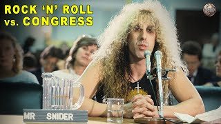 How Twisted Sister Outclassed Congress