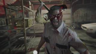 RESIDENT EVIL 7 Jack Baker Garage Fight Madhouse