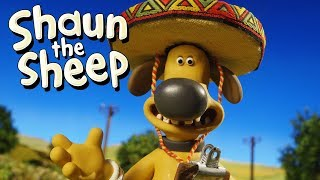 Daftar Periksa [Checklist] | Shaun the Sheep | Full Episode | Funny Cartoons For Kids