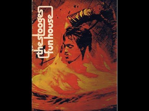 The Stooges - Funhouse  1970 Vinyl Album