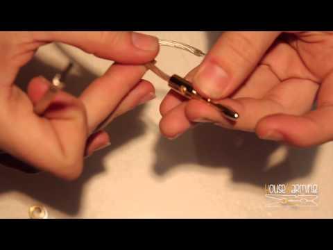 DIY - Instalación bananas en cables de Audio - HouseWarming.es