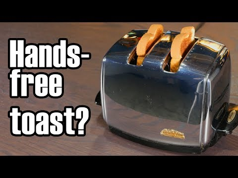 The Antique Toaster that's Better than Yours
