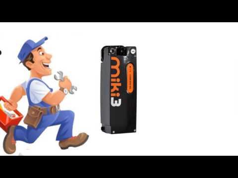 Rigenerare batteria bici elettrica Redspider