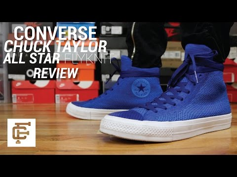 CONVERSE CHUCK TAYLOR ALL STAR FLYKNIT HI REVIEW